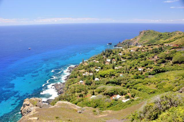 Adamstown, Pitcairn Islands(UK) | Pacific Islands | Pinterest ...