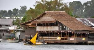 das neue Waterfront-Restaurant