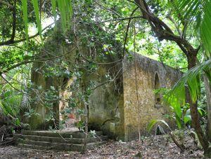 Kirche auf Baddam