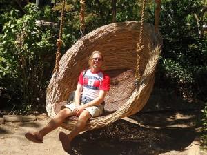 Christoph`s Nestchen im Company Gardens