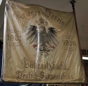 historische Flagge