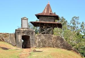 alte Festung Cayenne