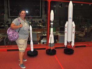 Vega, Soyuz und Ariane 5