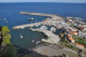Porto das Lajes