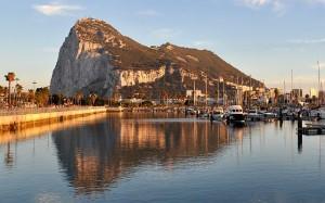 der Felsen von Gibraltar