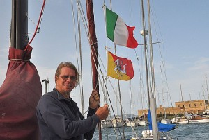 endlich in Italien - upps Sizilien!
