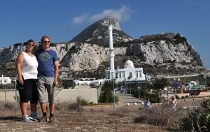Gibraltar - Point Europa